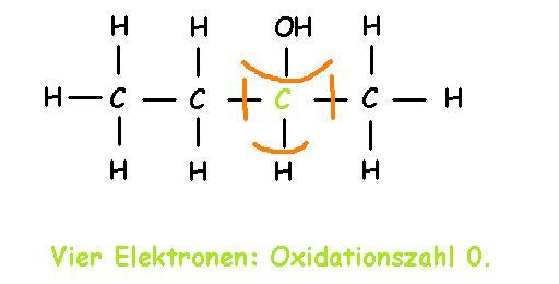 oxidationszahlen bestimmen aufgaben